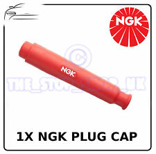 1x Genuine NGK Red Spark Plug Cap Suzuki SV650 S/K 2003-2010  SPC3NA13