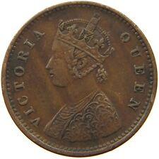 INDIA BRITISH 1/12 ANNA 1862  #rw 559