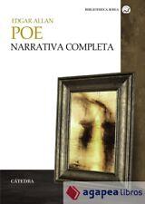 Narrativa completa. NUEVO. ENVÍO URGENTE (Librería Agapea)