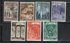 ITALY VATICAN  EUROPE  STAMPS   MINT HINGED   LOT 34468