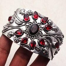 Garnet Ethnic Jewelry Handmade Bangle 57 Gms Ab 12974