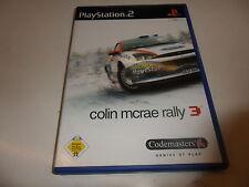PLAYSTATION 2 PS 2 Colin McRae Rally 3