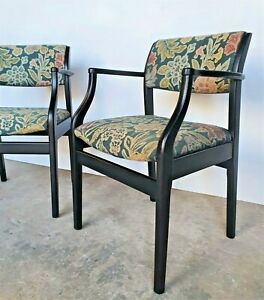 Beautiful Pair Of Vintage Parker Knoll Mid Century Chairs