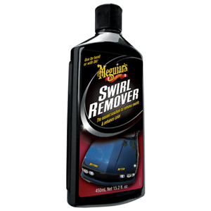 MEGUIARS Swirl Remover 450ml Removes safely swirl marks, spider webs, holograms