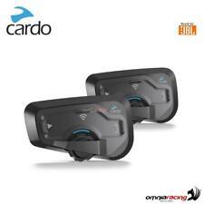 FRC40116 Cardo Scala Rider FREECOM 4 DUO interfono con 3 moto 1,2 KM doppio