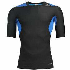 adidas Nylon Short Sleeve Activewear for Men