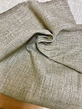 MARK & SPENCER / NEXT LIGHT BROWN BEIGE UPHOLSTERY FABRIC 1.9 METRES