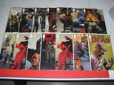 Lot of Walking Dead 14 various 115 Covers A-O! B C D E F G H I J K L M 2013 038