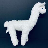 "American Girl Doll Chrissa Llama Starburst Plush White 12"" Stuffed Animal Easter"