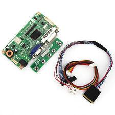 LCD LED Controller Board(VGA+DVI) for LP156WH4-TLA1 / TLN1 B156XW02 LTN156AT02