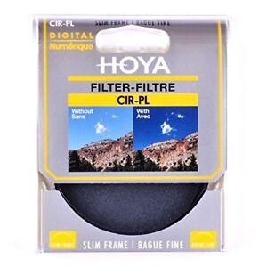 Genuine Hoya 67mm Slim Circular Polariser. High Quality Glass Polarizing Filter
