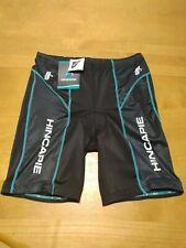 Hincapie Padded Tri Triathlon Shorts Women's Size 28 Black
