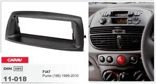 CARAV 11-018 1Din Marco Adaptador Kit de Radio FIAT Punto (188) 1999-2010