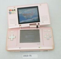 Nintendo DS Original console Pink Working condition Region Free /1910-075