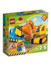 NEW LEGO Duplo Truck & Tracked Excavator 10812