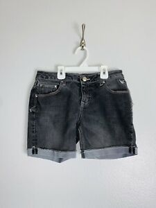 Justice Jeans Girls Shorts Size 16R