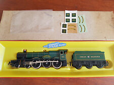"""HORNBY TRIANG R759A """"ALBERT HALL"""" GWR GREEN STUNNING CONDITION +RUNNER BOXED(DB)"""