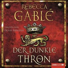 REBECCA GABLE - DER DUNKLE THRON  CD NEUWARE