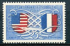 STAMP / TIMBRE FRANCE NEUF N° 840 ** AMITIE FRANCO-AMERICAINE