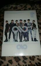 Infinite Over the Top OOP Rare unsealed OFFICIAL Kpop k-pop u.s seller