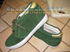Vans Supreme Chukka 69 12 Forest Green Metallic Blazer Box Logo CDG Anti-Hero