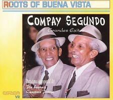 Compay Segundo : Grandes Exitos: Roots of Buena Vista CD