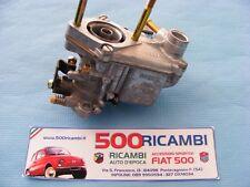 FIAT 500 F/L/R CARBURATORE MOTORE 500cc. WEBER 26 IMB ORIGINALE E NUOVO I.M.B.