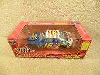 New 1996 Preview Racing Champions 1:24 NASCAR Ted Musgrave Family Channel Ford