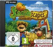 FARMSCAPES Mix aus Match 3 Time-Management und Simulationsspiel Top Zustand