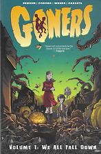 Goners Vol 1: We All Fall Down by Semahn & Corona 2015, Tpb 1st Print Image Oop