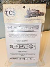 TCS #1006 DCC M1 Decoder NEW