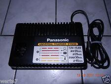 Panasonic EY0230,UNIVERSAL Charger/Schnellakkulader DC7,2-21V,war ERSATZGERÄT