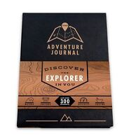 Luckies Adventure Journal with Mini Scratch Maps and 300 Experience Ideas Travel