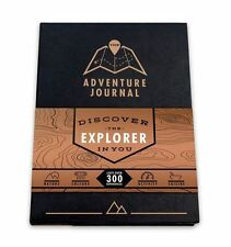 Adventure Journal with Mini Scratch Maps and 300 Experience Ideas Travel Journal