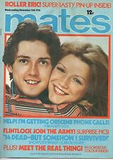 Mates Magazine 13 November 1976     Eric of The Bay City Rollers   Hot Chocolate