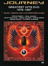 Journey: Greatest Hits DVD 1978-1997 (DVD) Music Videos And Live Performances