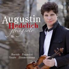 Bela Bartok : Augustin Hadelich: Flying Solo CD (2009) ***NEW***