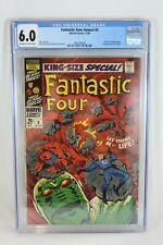 Marvel 1968 Fantastic Four Annual #4 1st Appearance of Annihilus CGC 6.0