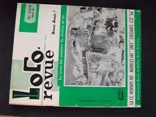 **j Loco Revue n°269 CC 7121 du record mondial de vitesse sur rails à échelle H0