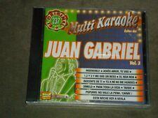 Juan Gabriel Exitos Vol. 3 (CD, Sep-2008, Multi Music) sealed