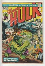 Incredible Hulk 180 Mvs intact cameo 1st Wolverine oct 1974