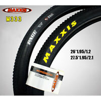MAXXIS M333 MTB Bike Tire 60TPI Puncture Resistant/Flimsy 26/27.5in Wheel Tires