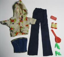 "vtg 11.5"" Fashion Betsy/Peggy Ann Barbie Doll Clone Hong Kong Clothes Jacket Set"