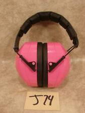 J74 Ladies Pink Winchester Range Ear Muffs Hearing Protection