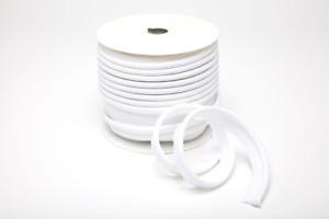 Paspel Paspelband Zierband Borte Bordüre weiß 12 mm