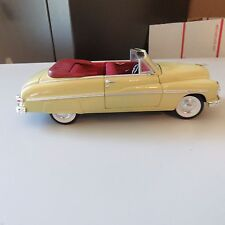 1949 MERCURY CONVERTIBLE HAWK WASHINGTON MINT 1:24 SCALE DIECAST