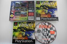 PLAY STATION PSX PS1 V RALLY 97 CHAMPIONSHIP EDITION COMPLETO PAL ESPAÑA