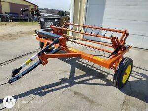 NEW Pequea P710 Hay Fluffer w/ warranty