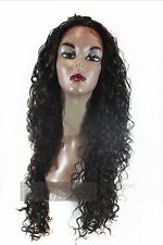 Vanessa Synthetic Long Curly Heat Resistant Tops Morgana Lace Front Wig