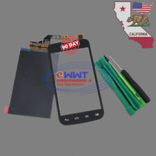 US STOCK Black LCD w/ Touch Screen +Tools for LG Optimus L5 II Dual E455 ZXZLU95